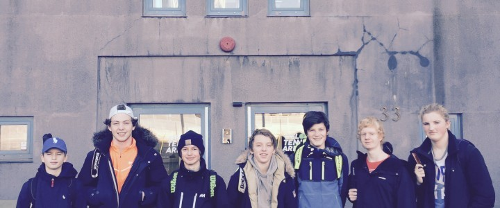 Norges Cup i Oslo for TTKs juniorer